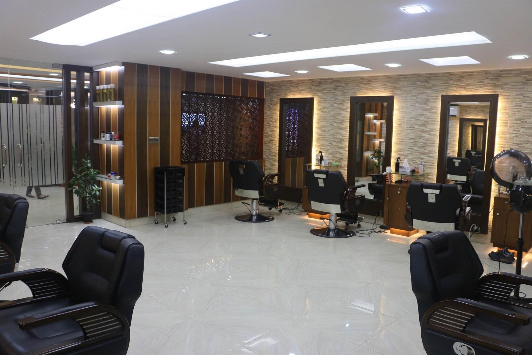 Scissorhand Premium Men S Salon In Uttara Dhaka Bangladesh